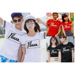 Flava - Kaos Couple / Baju Pasangan / Couple Grosir