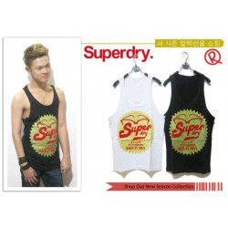 Singlet Super Dry Brand