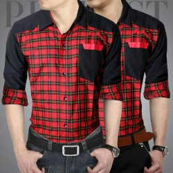 Hem Patrick - Fashion Pria / Slim Fit / Formal / Kasual / Trendy / Pesta / Supplier / Grosir / Terbaru