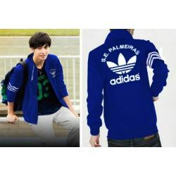Men Jacket Palmeiras Blue