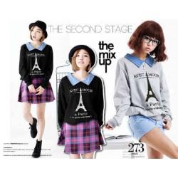 Sweater Kerah Amour