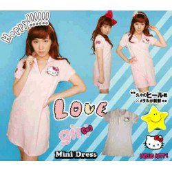 Mini Dress Kitty Logo