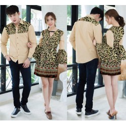 Mini Dress Vera - Dress Couple / Baju Pasangan / Fashion / Couple