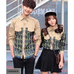 Krilo - Baju / Kemeja / Fashion / Couple / Pasangan / Batik / Pesta