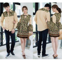 Mini Dress Vera - Dress Couple / Baju Pasangan / Fashion / Couple