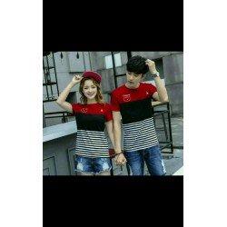 Forever Love Kombi - Kaos / Fashion / Couple / Grosir / Supplier / Baju Pasangan