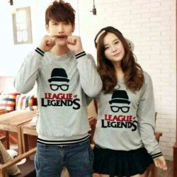 Sweater Legends Misty - Mantel / Busana / Fashion / Couple / Pasangan / Babyterry / Kasual