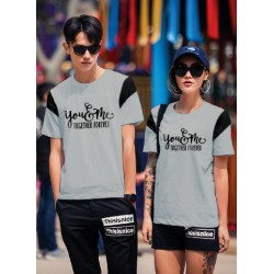 CP Together Misty - Baju / Kaos / Oblong / Couple / Pasangan / Kasual