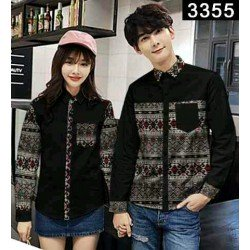 Nemo Couple - Baju / Kemeja / Fashion / Couple / Pasangan / Pesta / Kasual