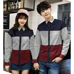 Twinie Couple - Baju / Kemeja / Fashion / Couple / Pasangan / Pesta / Kasual