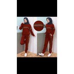 Joger Gucci Set - Fashion / Korea / Baju Wanita / Wanita / Casual