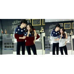 Jumper Starlight - Mantel / Busana / Fashion / Couple / Pasangan / Babyterry / Sporty