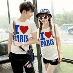 CP I Love Paris
