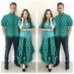 Romessa - Busana / Batik / Couple / Pasangan / Alladin / Pesta / Formal / Songket / Satin