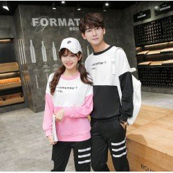 Sweater Remember - Mantel / Busana / Fashion / Couple / Pasangan / Babyterry / Kasual