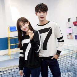 Sweater Seven - Mantel / Busana / Fashion / Couple / Pasangan / Babyterry / Kasual