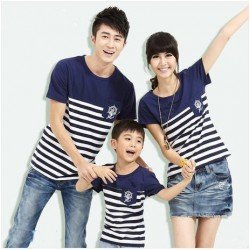 FM Sailor Navy - Baju Keluarga / Fashion / Supplier / Grosir / Couple
