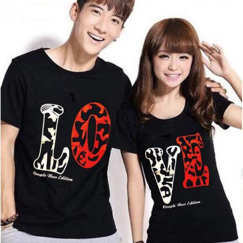 Army Love - Kaos Couple / Baju Pasangan .