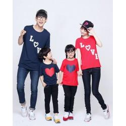 FM 2 Love Susun - Baju Family / Family Couple / Baju Keluarga