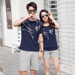 Flying Bird - Kaos Couple / Baju Pasangan / Couple Grosir