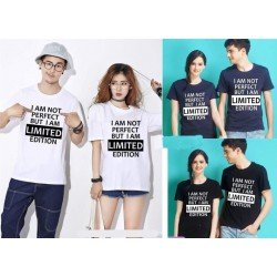 Couple Limited - Kaos Couple / Baju Pasangan / Couple Grosir
