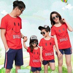 FM 2 Big Smile - Baju Family / Family Couple / Baju Keluarga