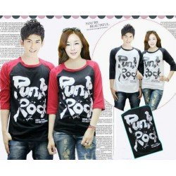 Kimono 3/4 Punk Rock - Baju Couple / Kaos Pasangan / Supplier / Grosir / Prewed