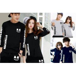LP Marshmello XX - Baju Couple / Kaos Pasangan / Supplier / Grosir Couple