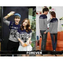 Sweater 4ever - Sweater Couple / Grosir / Supplier / Fashion / Couple