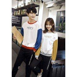 Sweater Mercy - Mantel / Busana / Fashion / Couple / Pasangan / Babyterry / Kasual