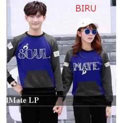 Sweater Soulmate - Sweater Couple / Baju Pasangan / Supplier Couple