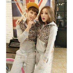 Jacket Baby Leopard